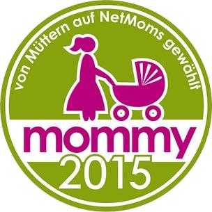 Mommy Award von NetMoms